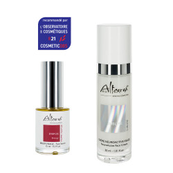 Testeur parfum de soin - Or - 30 ml
